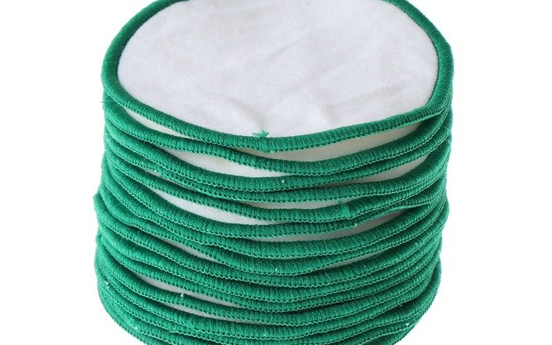 disques démaquillants en bambou